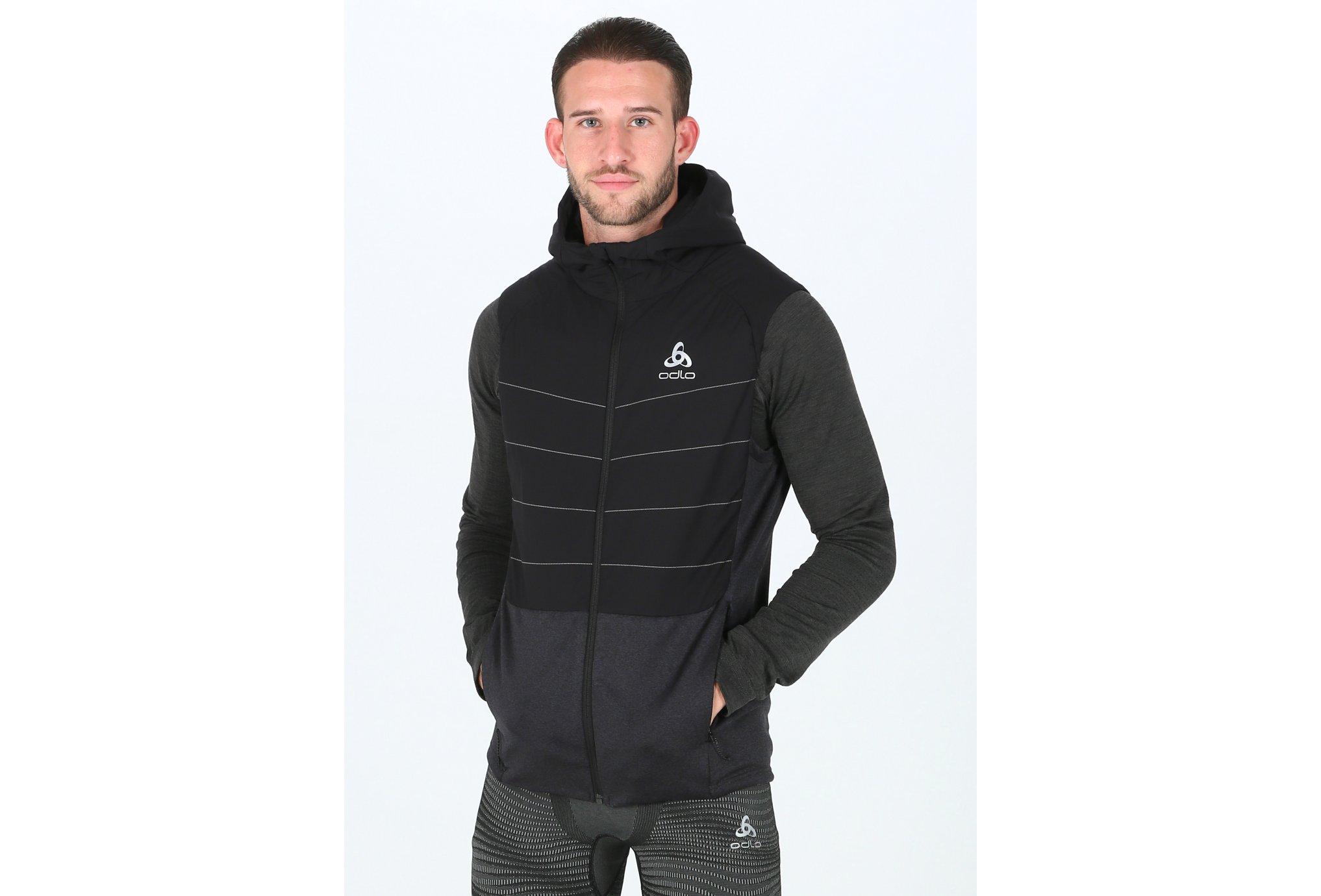 Odlo Millennium S-Thermic M vêtement running homme