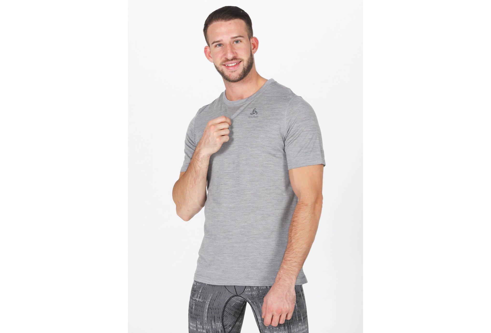 Odlo Natural 100% Merino M Diététique Vêtements homme