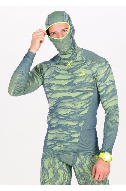 Odlo camiseta manga larga Performance Blackcomb