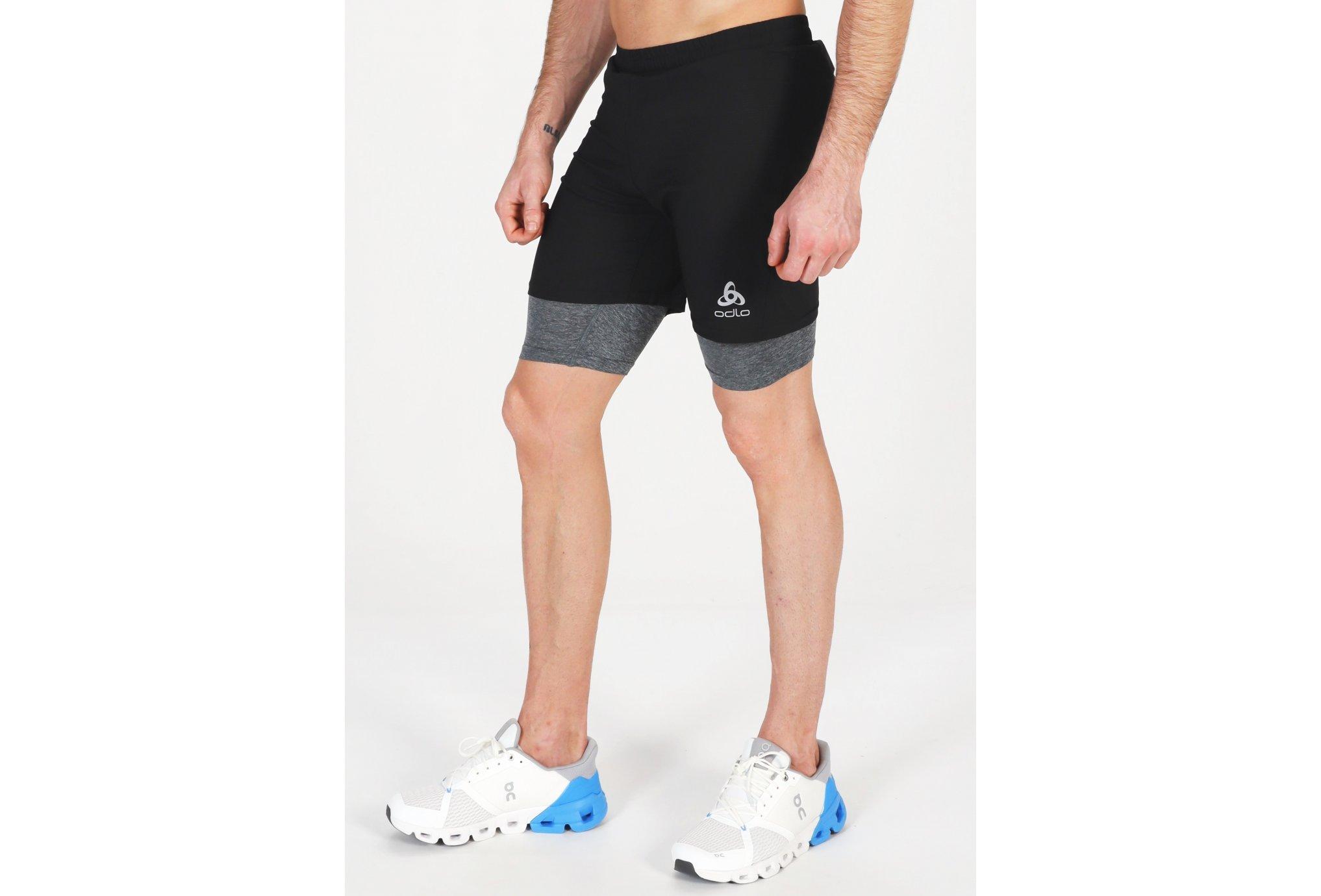 Odlo Run Easy 2 en 1 M vêtement running homme