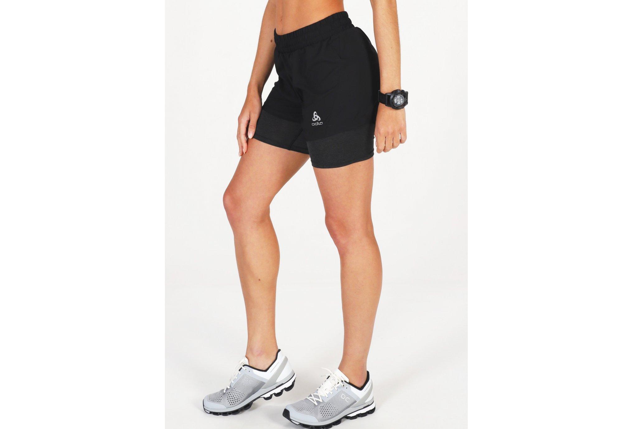 Odlo Run Easy 2 en 1 W vêtement running femme