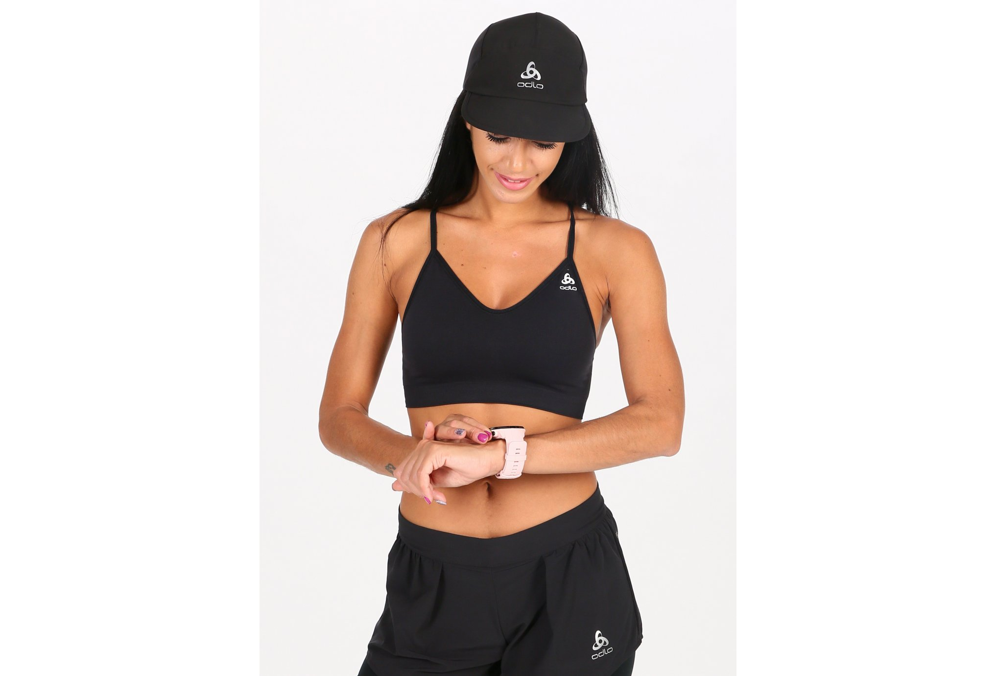 Odlo Seamless Soft vêtement running femme