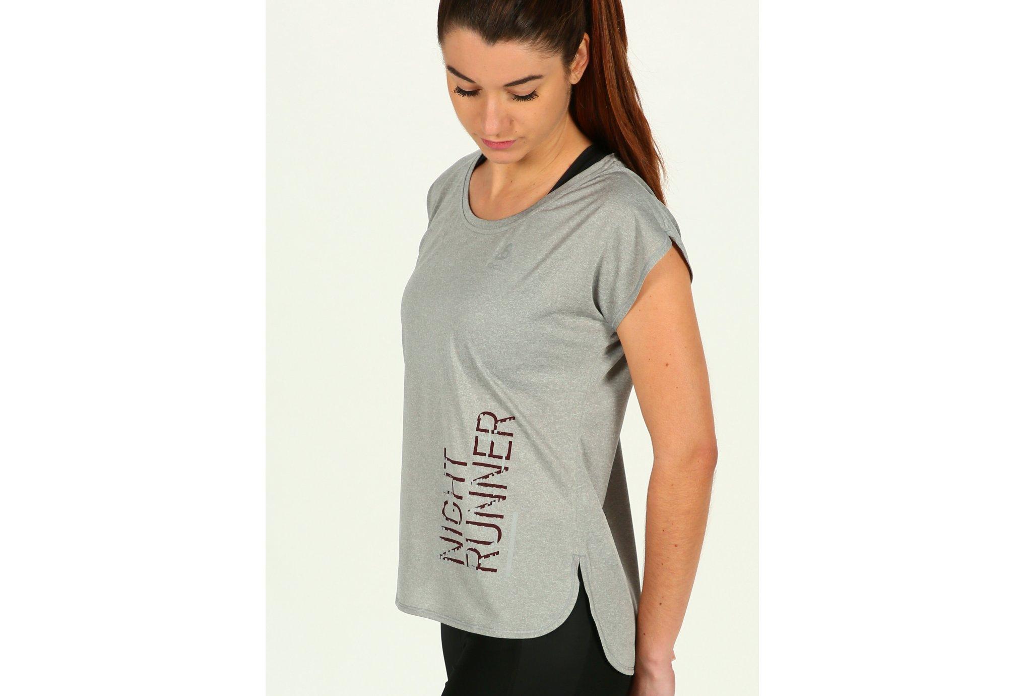 Odlo Tee-Shirt Tebe W Diététique Vêtements femme