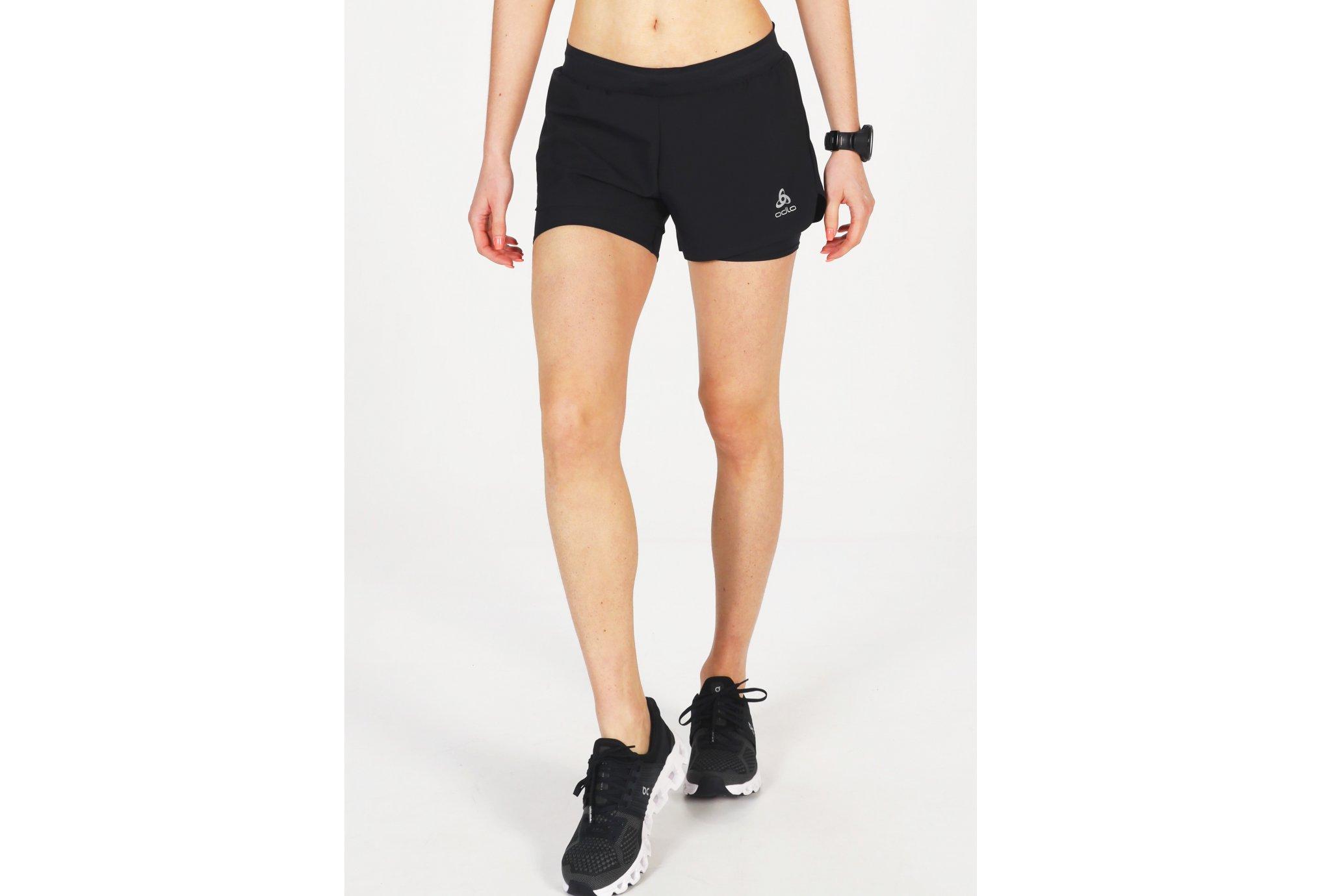 Odlo Zeroweight 2 en 1 W vêtement running femme