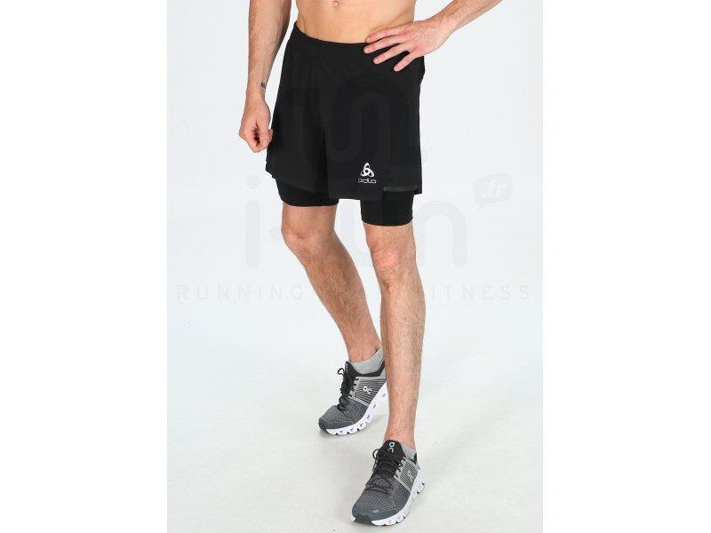 Cuissards Zeroweight M Shorts Ceramicool Odlo Homme 2en1 Vêtements Pro 3T5JFuK1lc