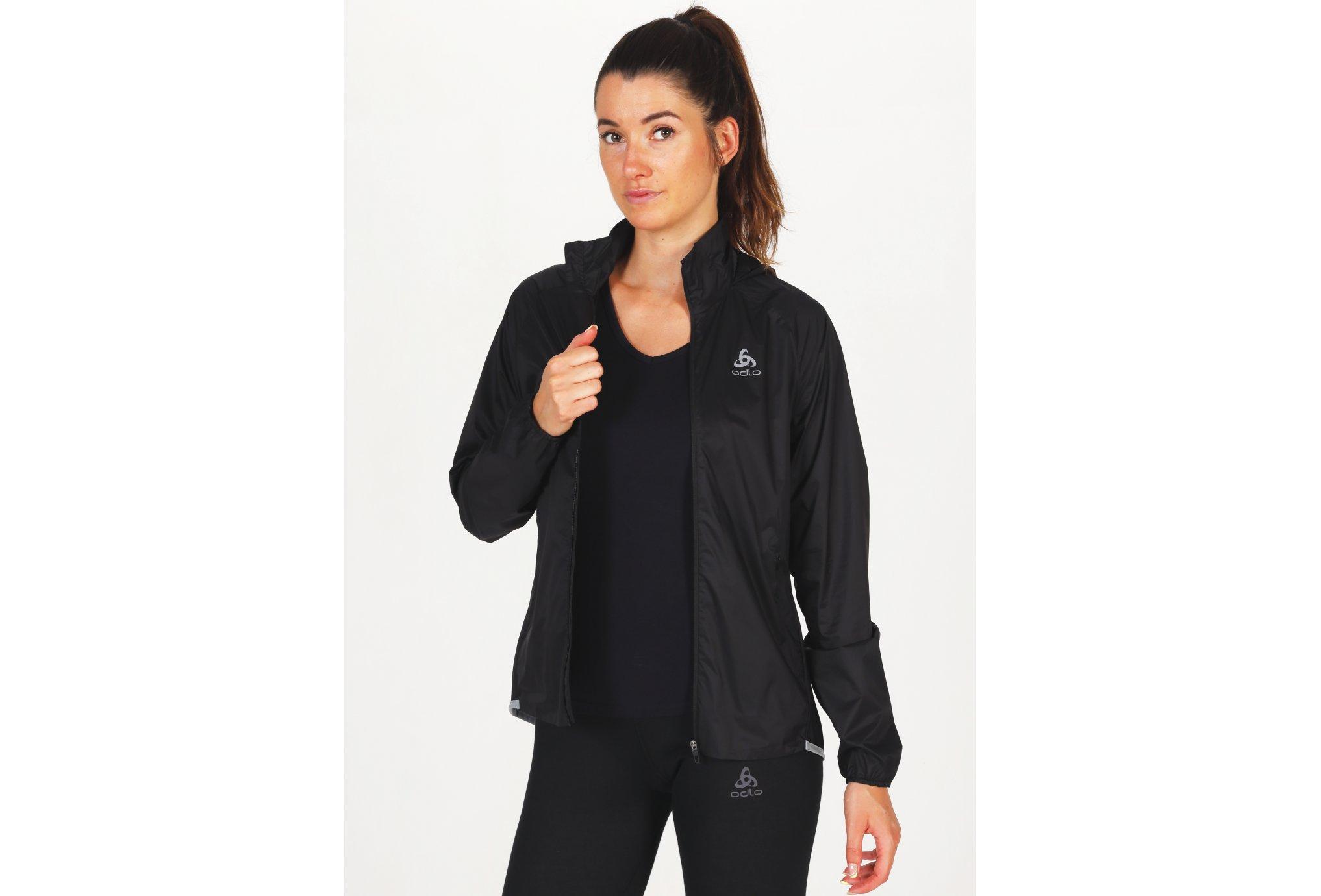 Odlo Zeroweight Dual Dry Water Resistant W vêtement running femme