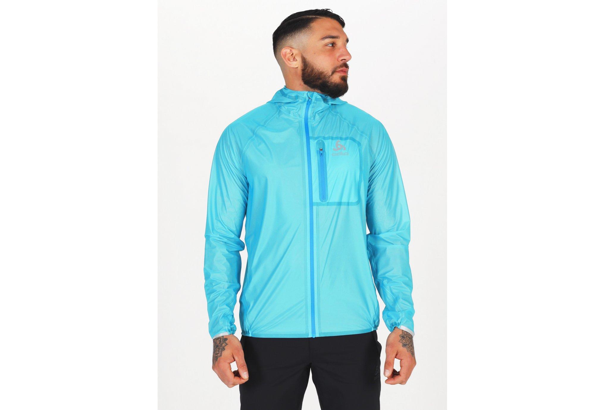Odlo Zeroweight Dual Dry Waterproof M vêtement running homme