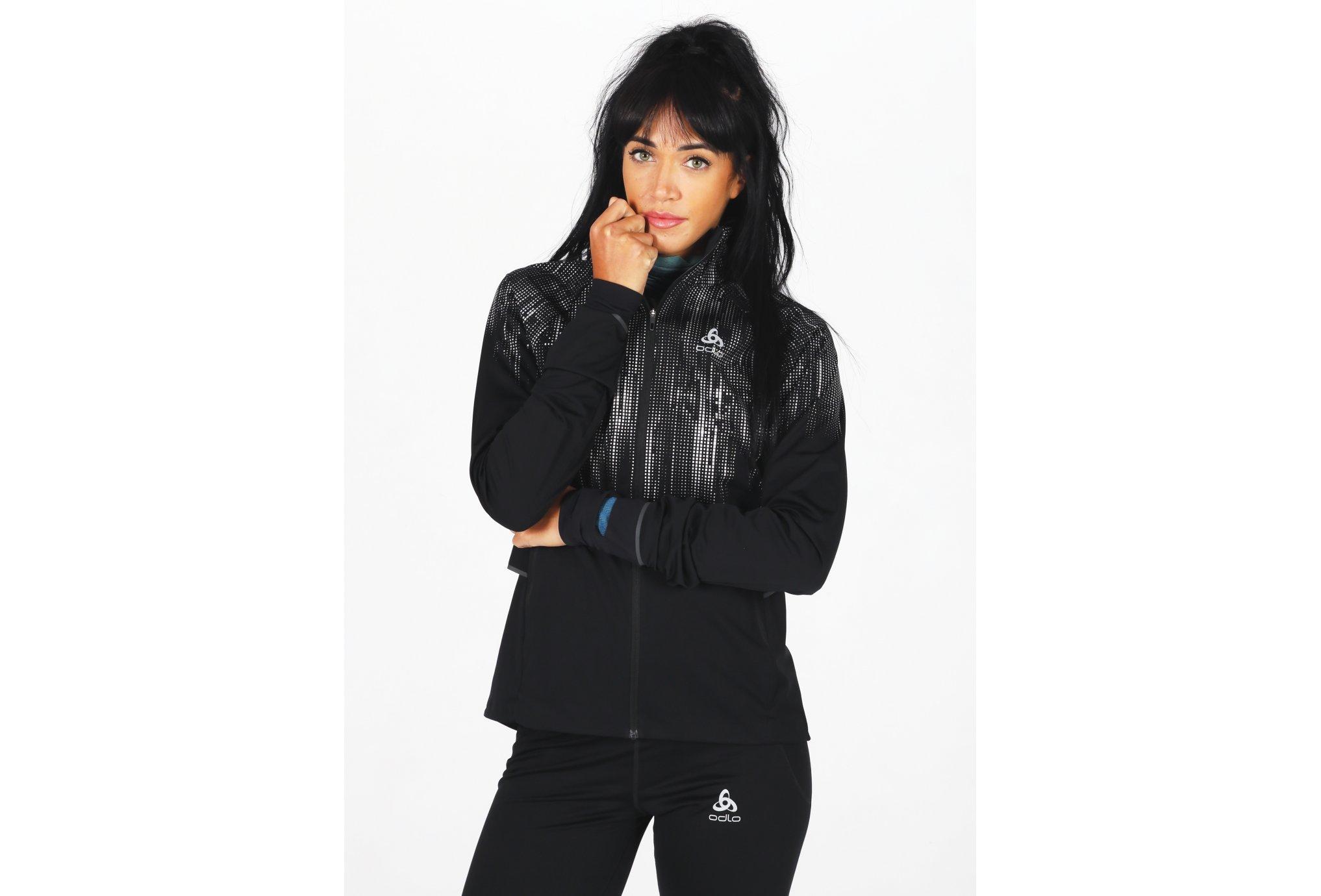 Odlo Zeroweight Pro Warm Reflect W vêtement running femme