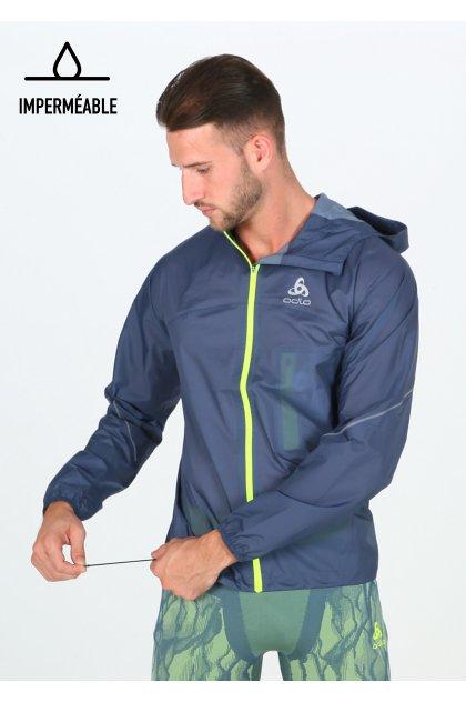 Odlo chaqueta Zeroweight Rain Warm