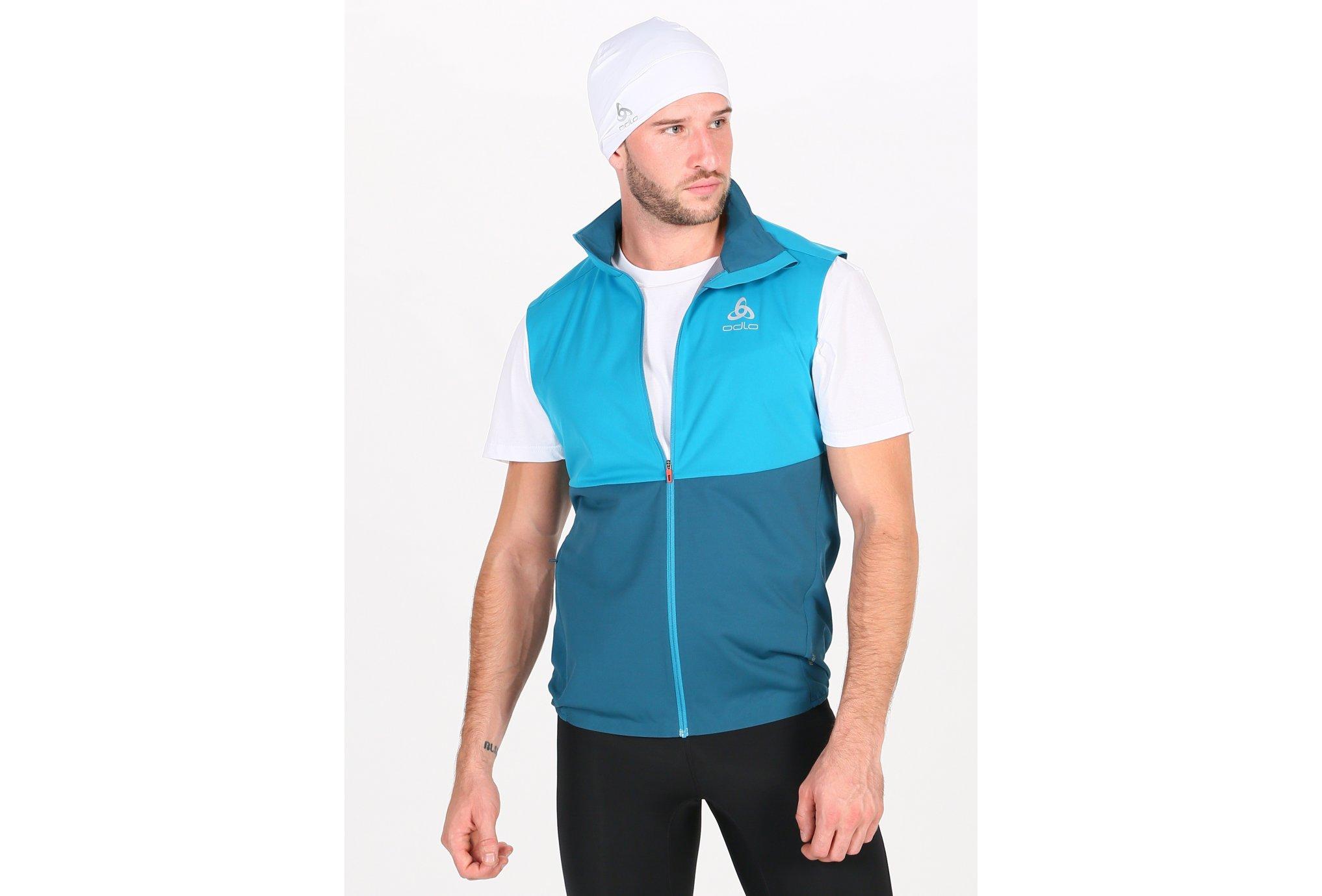 Odlo Zeroweight warm M vêtement running homme