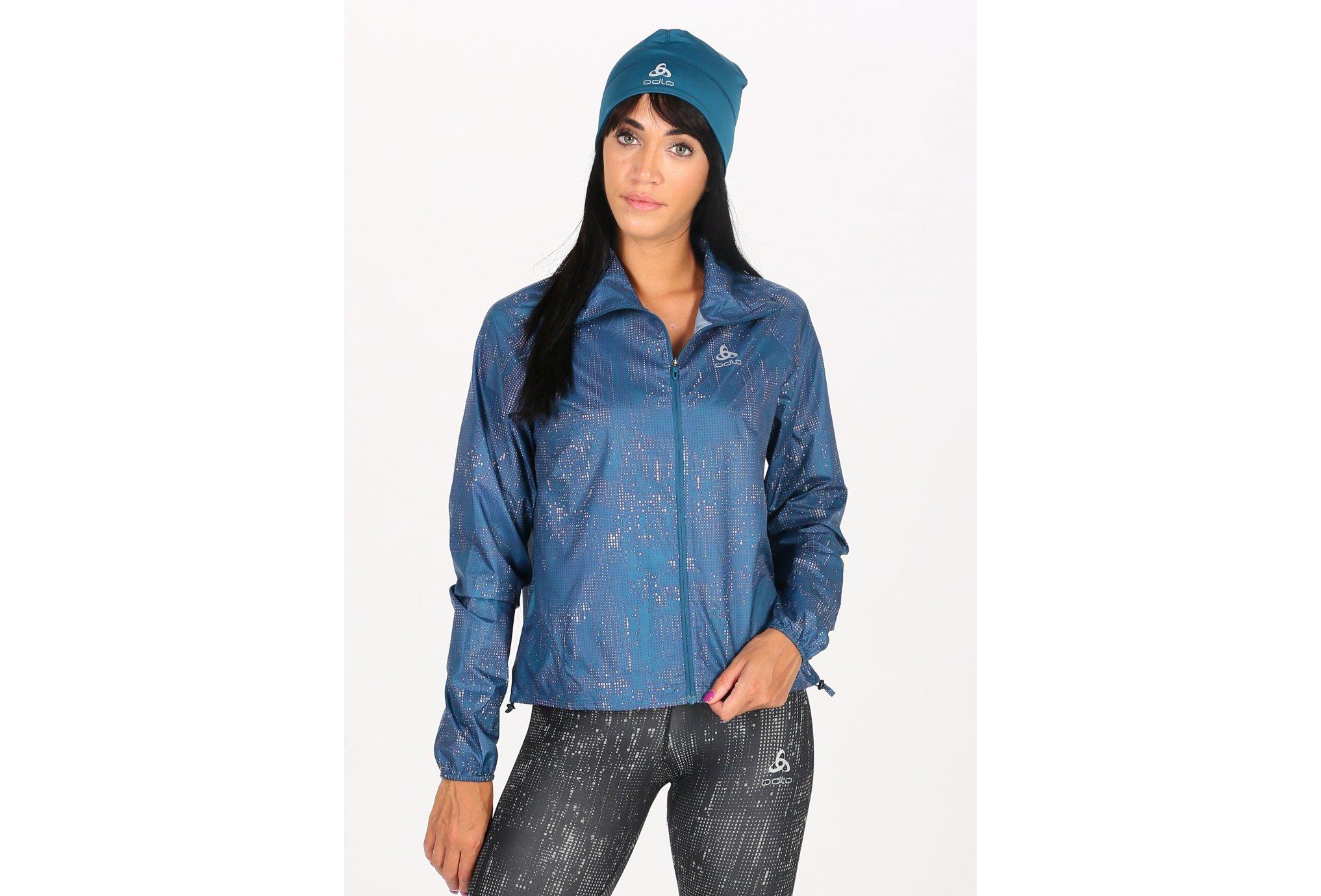 Odlo ZeroWeight Windproof W vêtement running femme