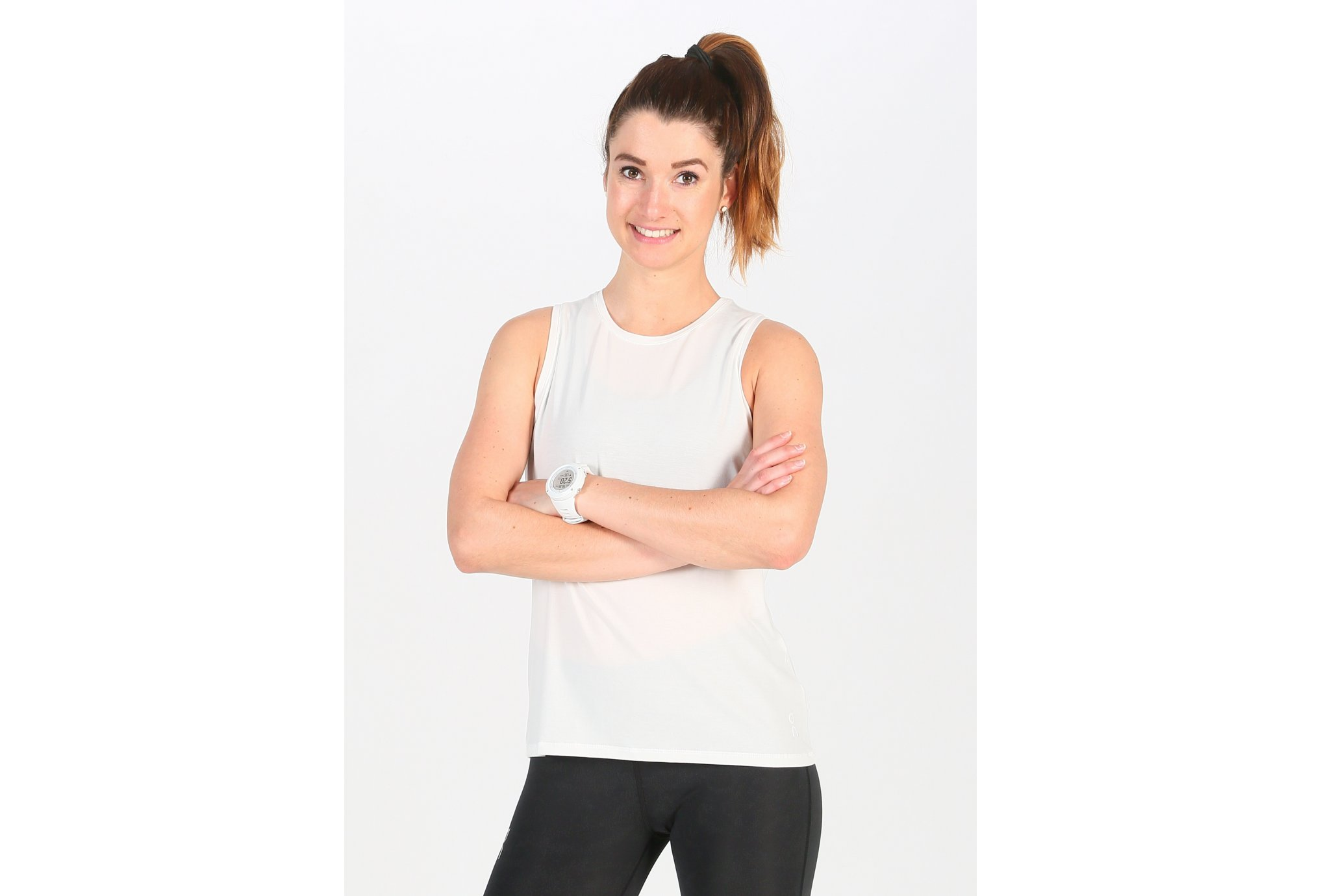 On-Running Active Tank W vêtement running femme