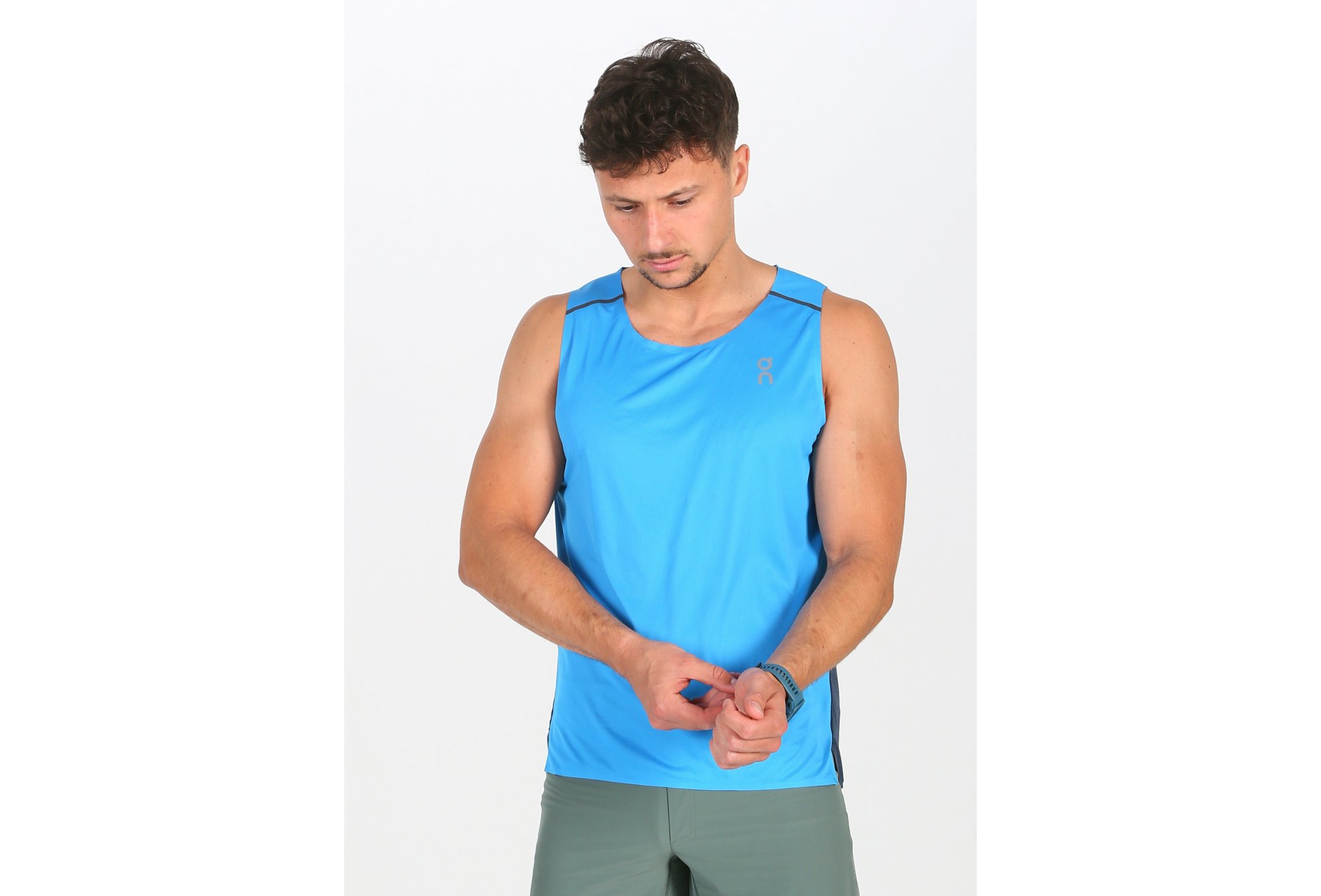 On-Running Tank-T M vêtement running homme