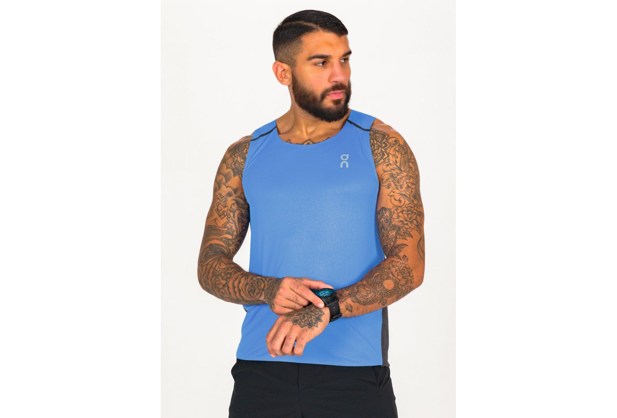 On-Running Tank-T M vêtement running homme
