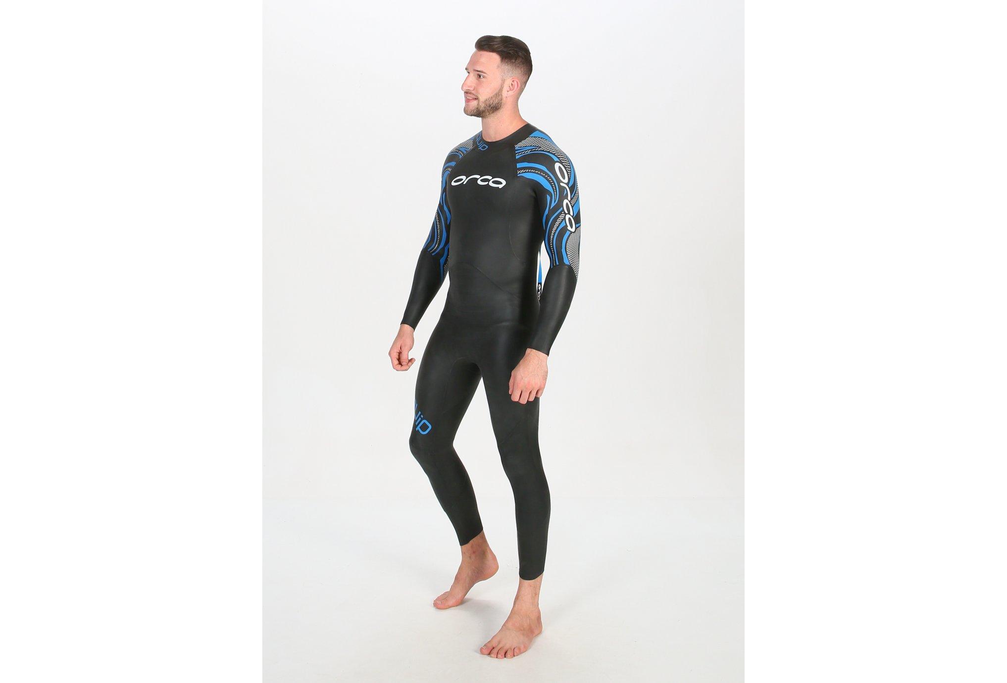 Orca Equip Wetsuit M vêtement running homme