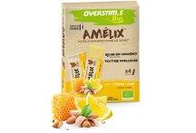 OVERSTIMS Étui 4 pâtes d'amandes Amélix Bio - Citron miel