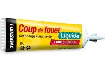 OVERSTIMS Gel Énergie Instantanée Coup de Fouet - Fruits rouges
