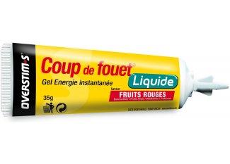 OVERSTIMS Gel energético Coup de Fuet-Frutos rojos