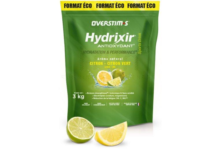 OVERSTIMS Hydrixir 3 kg - Citron/Citron vert
