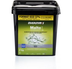 OVERSTIMS Malto Antioxydant 2 kg - Neutre