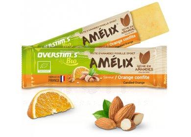 OVERSTIMS Pâtes d'amandes Amélix Bio - Orange confite