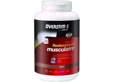 OVERSTIMS Renforcement Musculaire 750 g - Chocolat
