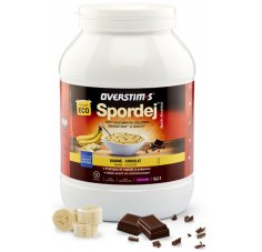 OVERSTIMS Spordej 1,5 kg - Banane Chocolat