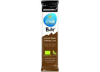 OVERSTIMS UTMB Bar-Granos de cacao/Anacardos