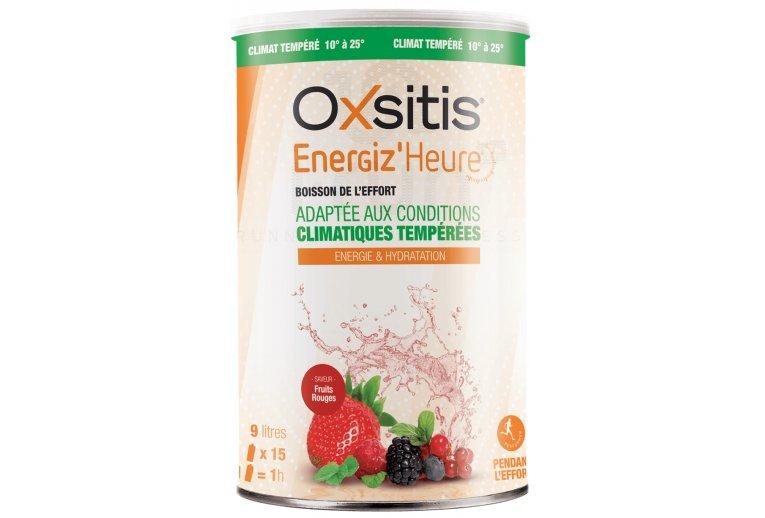 Oxsitis Boisson Energiz'Heure Climat Tempéré - Fruits Rouges
