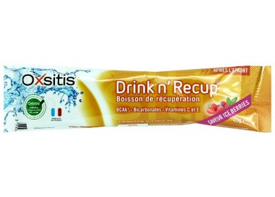 Oxsitis Sachet Drink n'Recup - Ice Berries