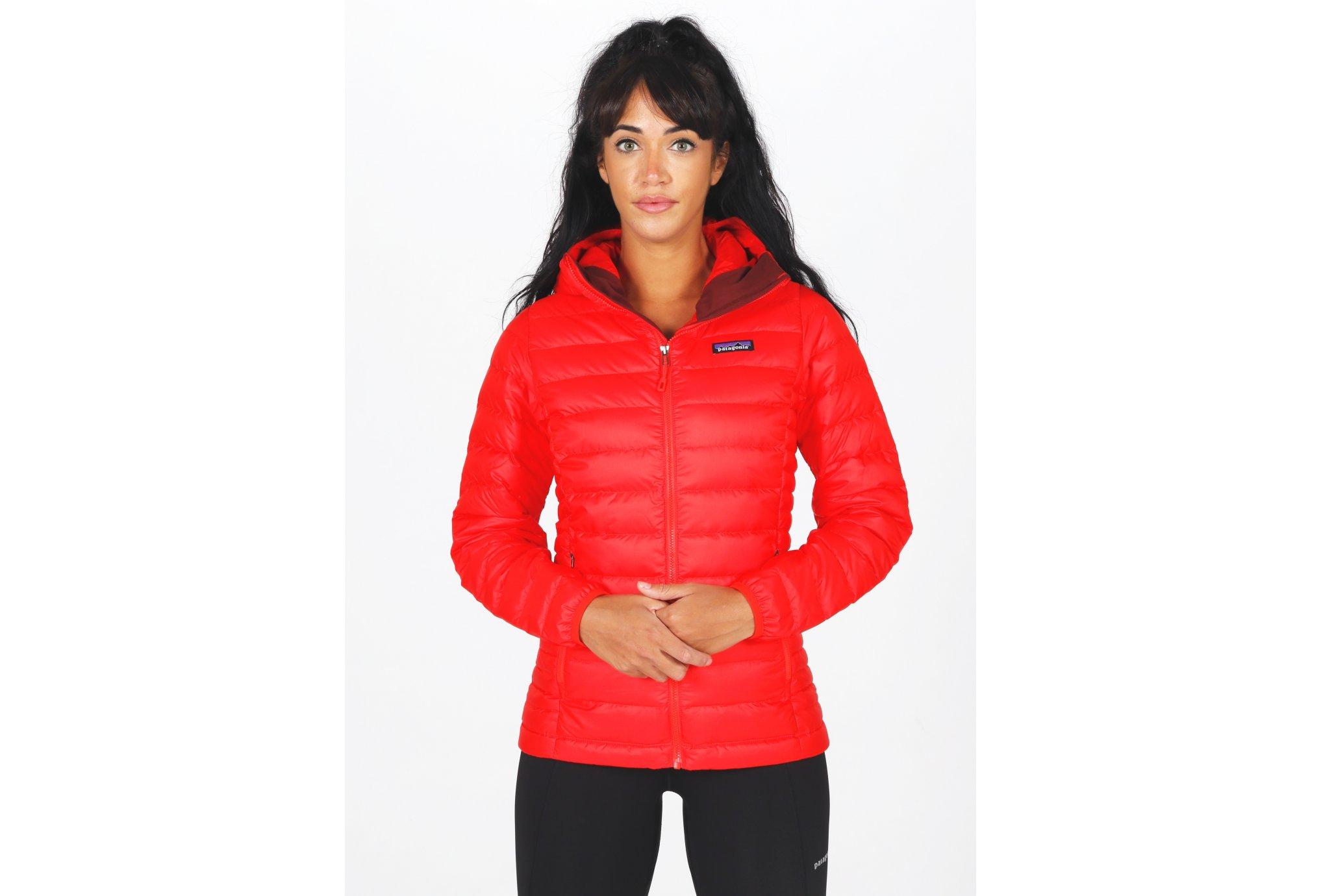 Patagonia Down Sweater W vêtement running femme