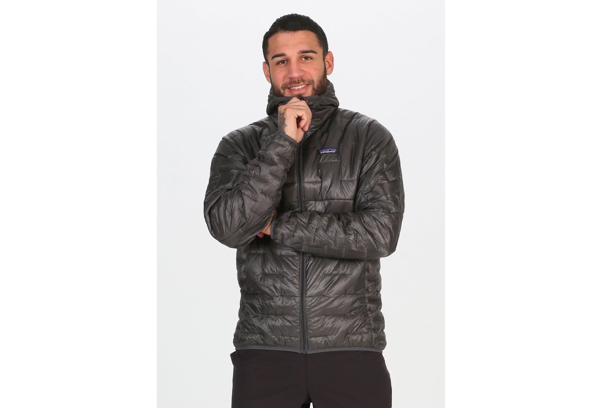 Patagonia Micro Puff M vêtement running homme