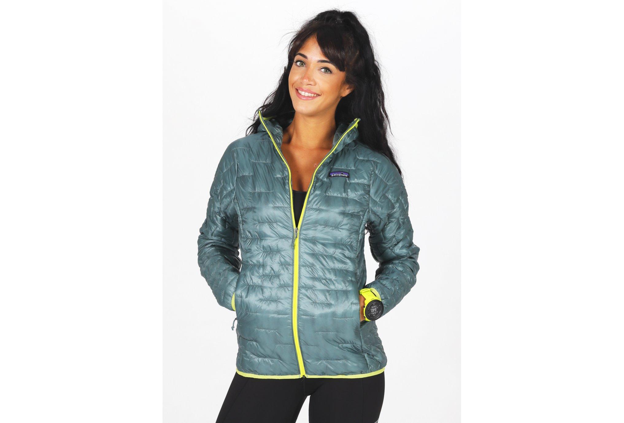 Patagonia Micro Puff W vêtement running femme