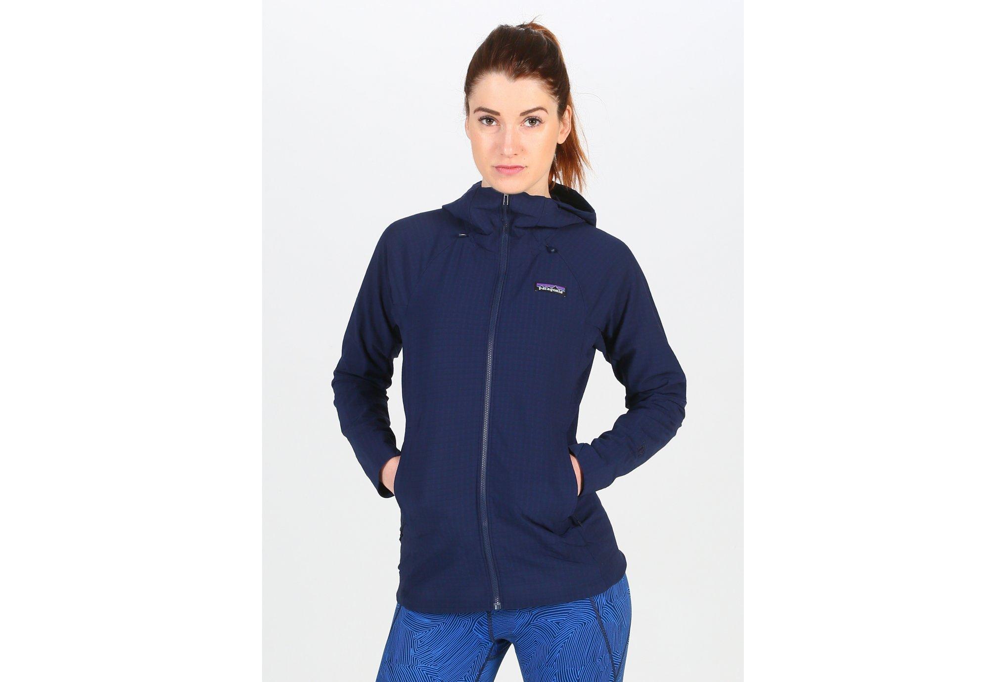 Patagonia R1 TechFace W vêtement running femme