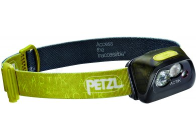 Petzl Actik 300 Lumens Electronique Running Lampe Frontale