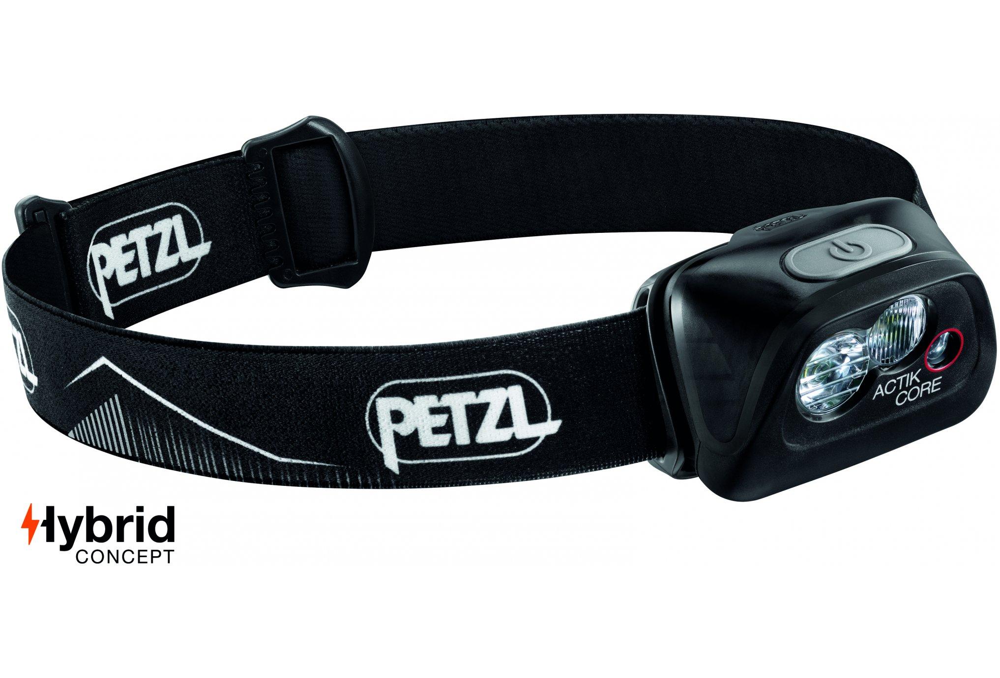 Petzl Actik Core 450 lumens Lampe frontale / éclairage