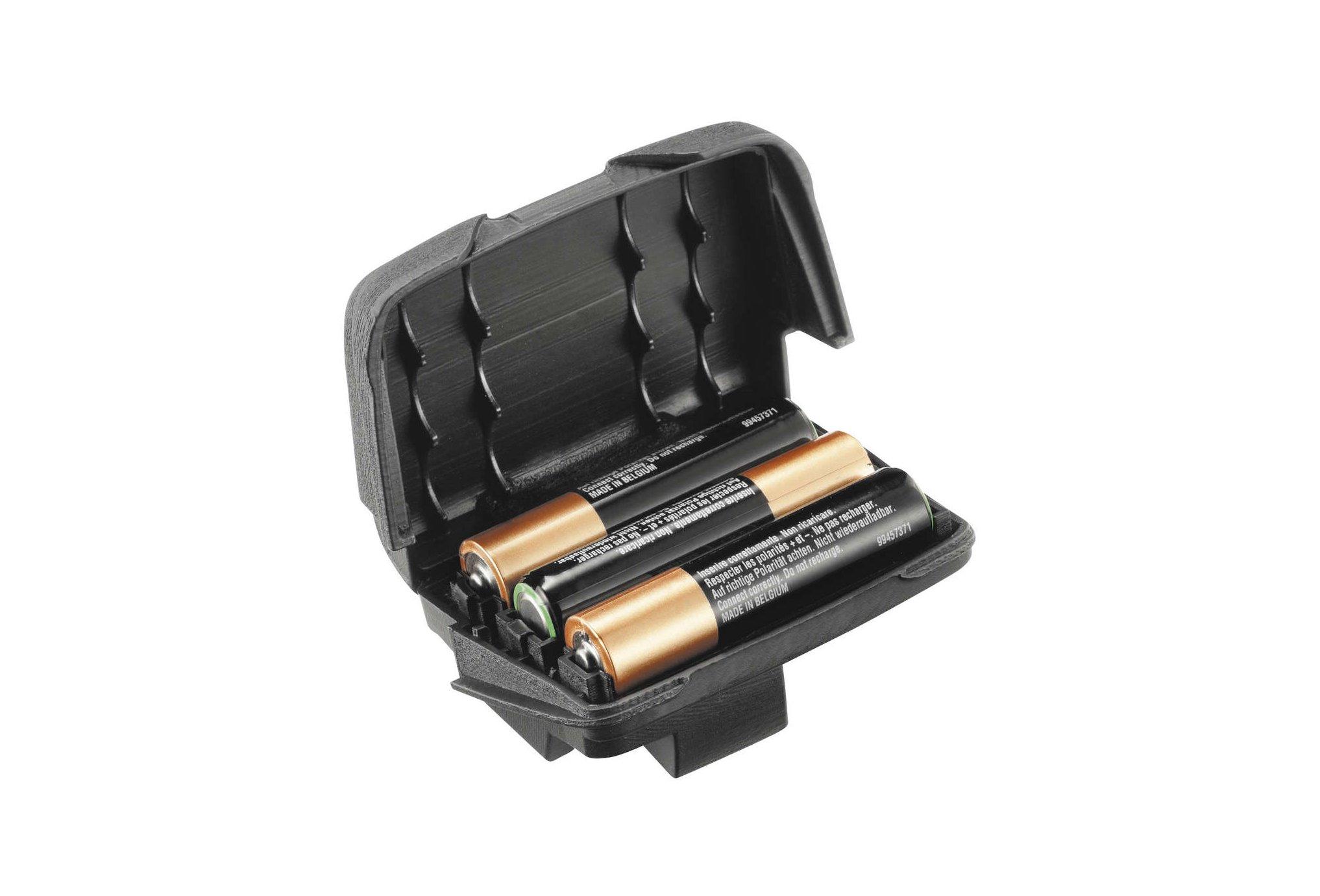 Petzl Batterie pile Reactik/Reactik + Lampe frontale / éclairage