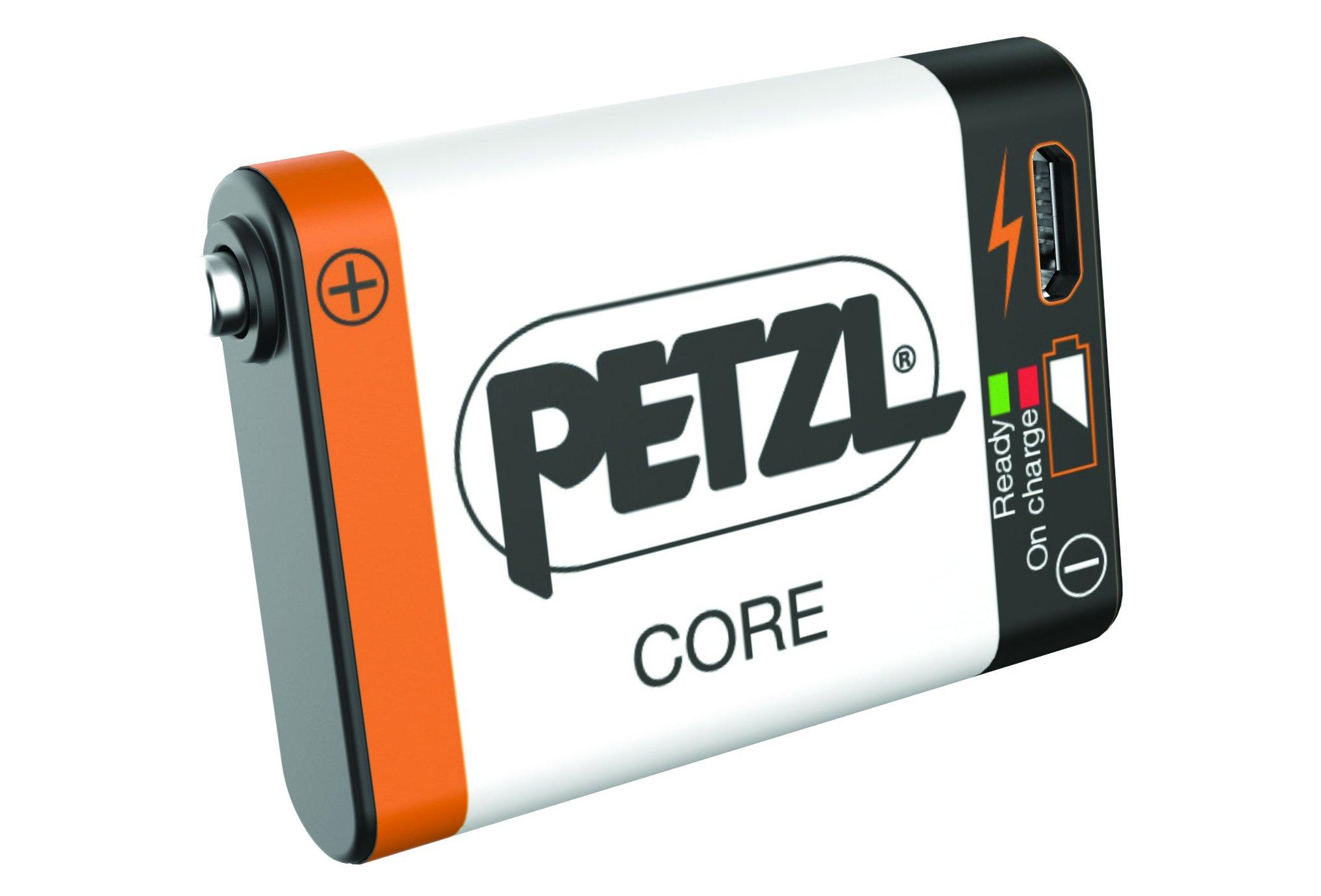 Petzl Batterie rechargeable Core Lampe frontale / éclairage
