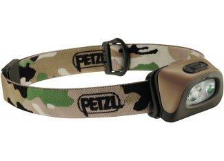 Petzl Linterna Frontal Tactikka + RGB - 250 lumens