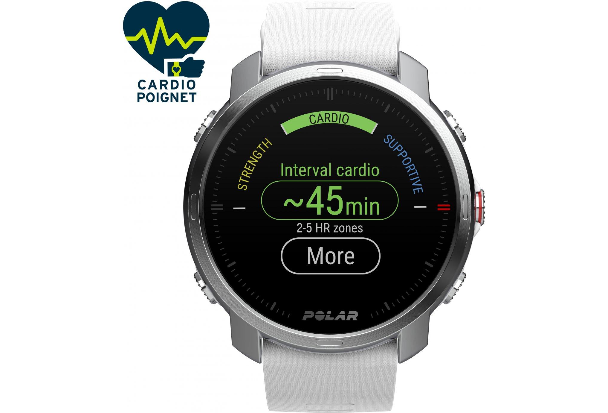 Polar Grit X - taille S/M Cardio-Gps