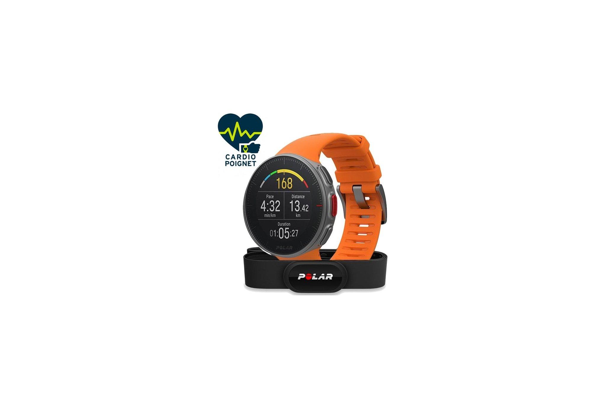 Polar Vantage V HR Cardio-Gps