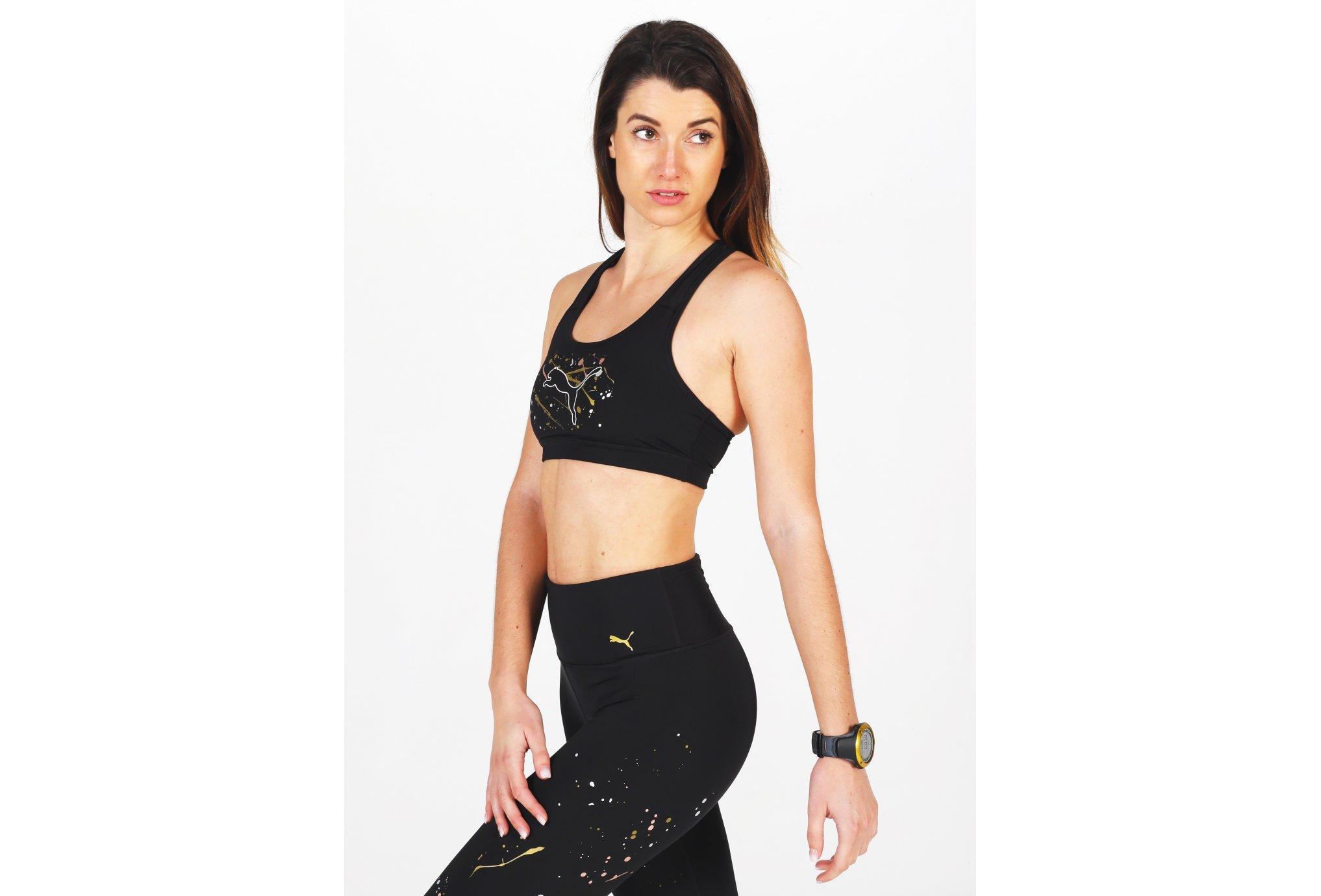 Puma 4Keeps Metal Splash vêtement running femme