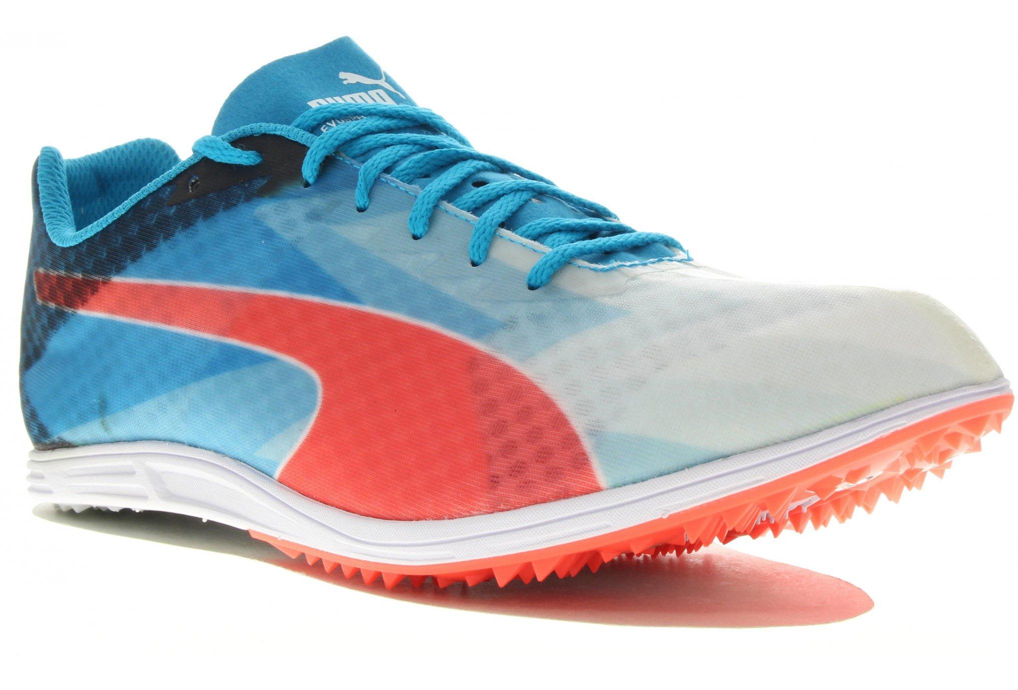 Puma EvoSpeed Distance V6 M Diététique Chaussures homme
