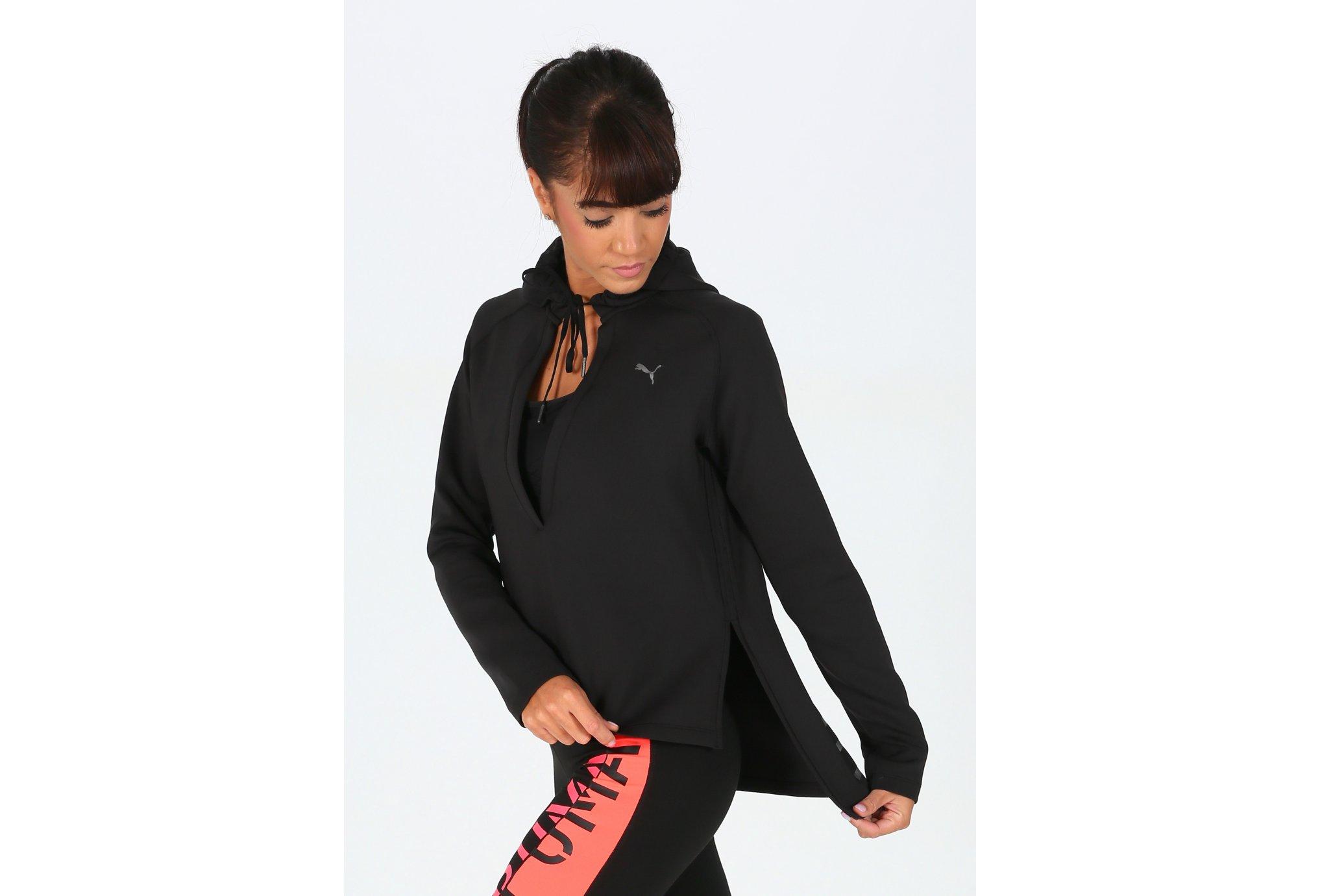 Puma Explosive Deep W Diététique Vêtements femme