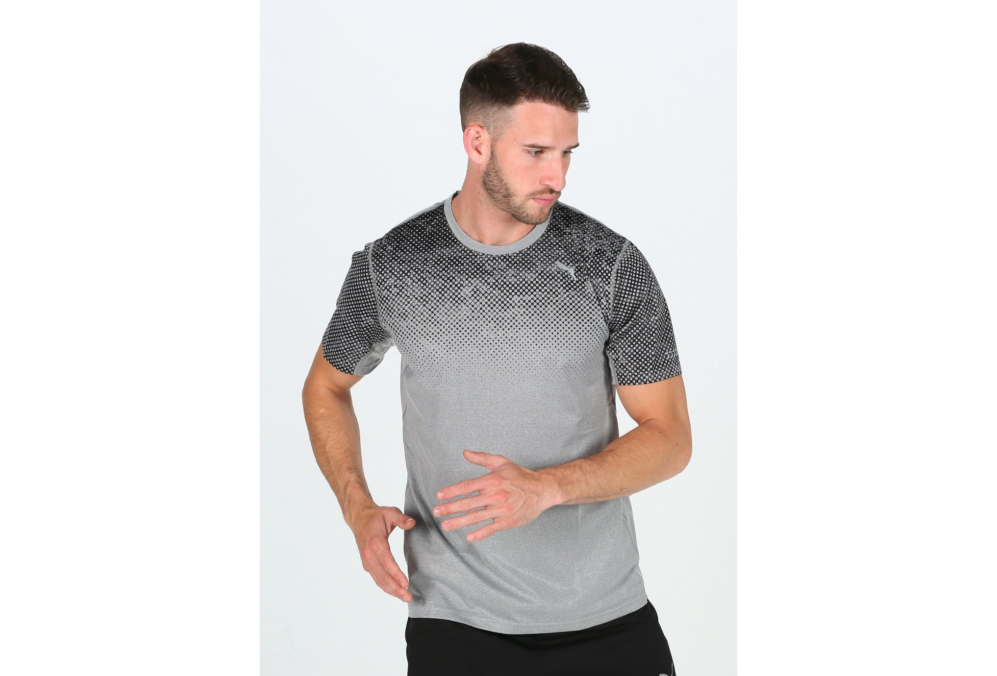 Puma Graphic M Diététique Vêtements homme