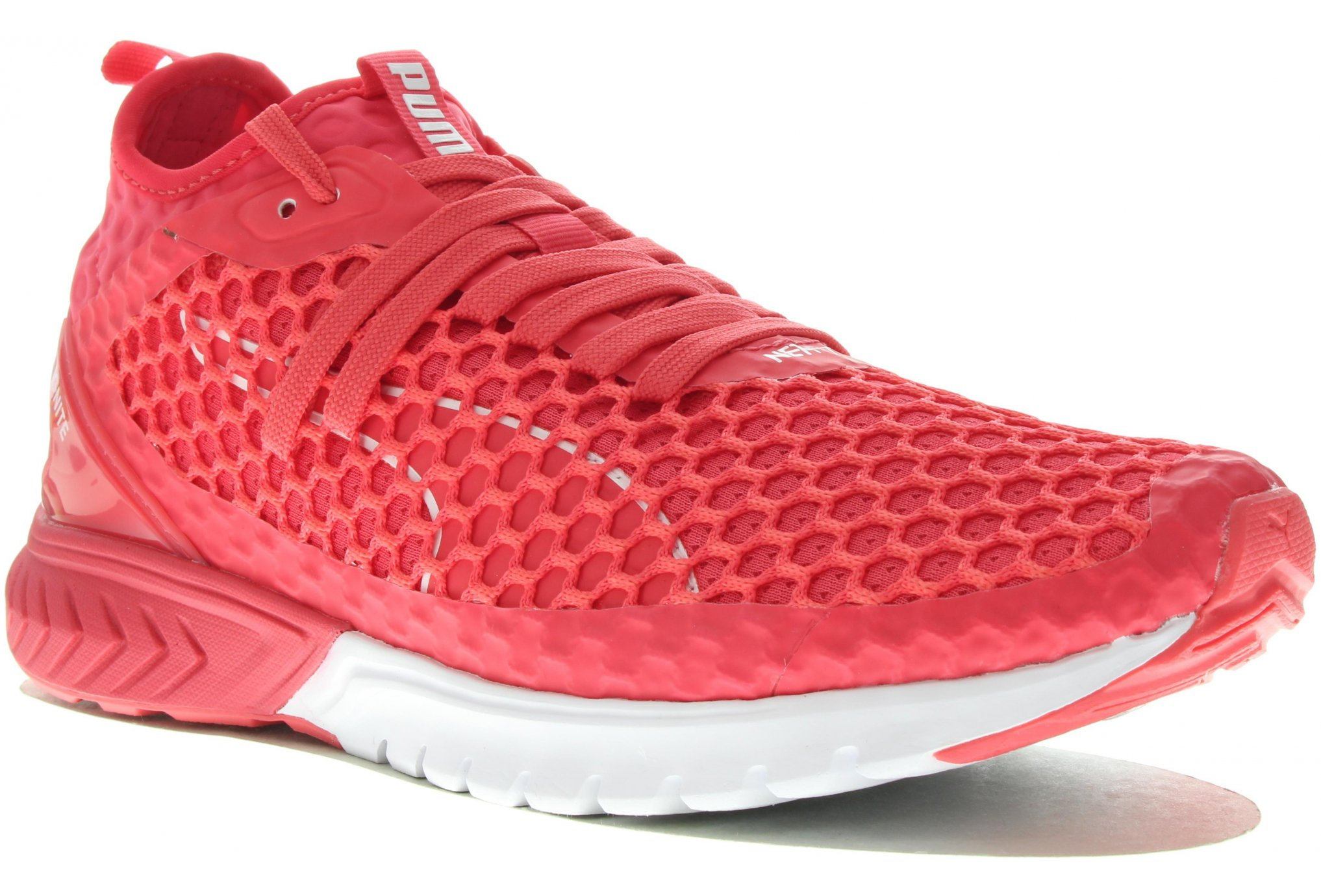 quality design 57f67 ee4be Puma Ignite Dual Netfit W Chaussures running femme