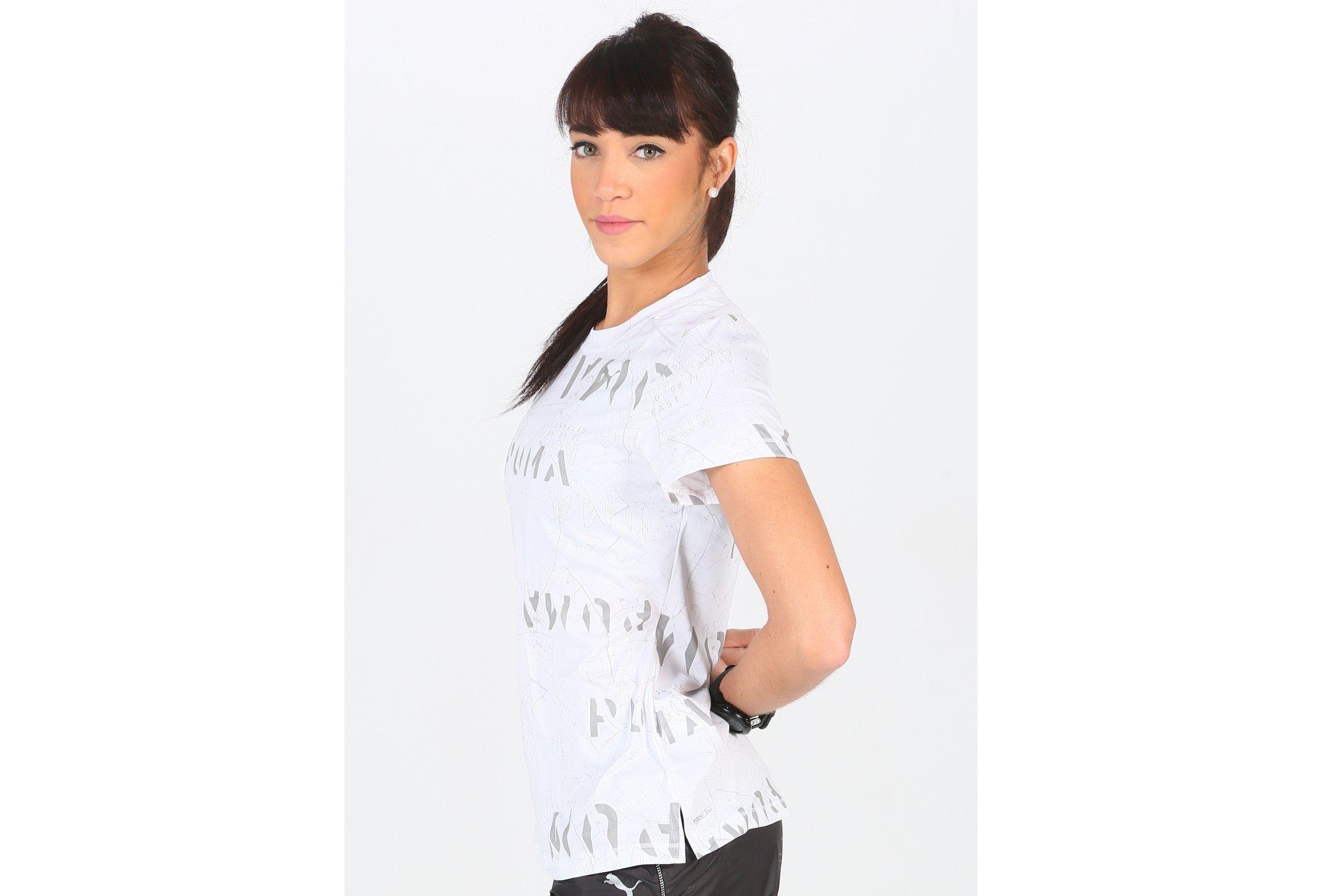 Puma Last Lap Graphic W Diététique Vêtements femme