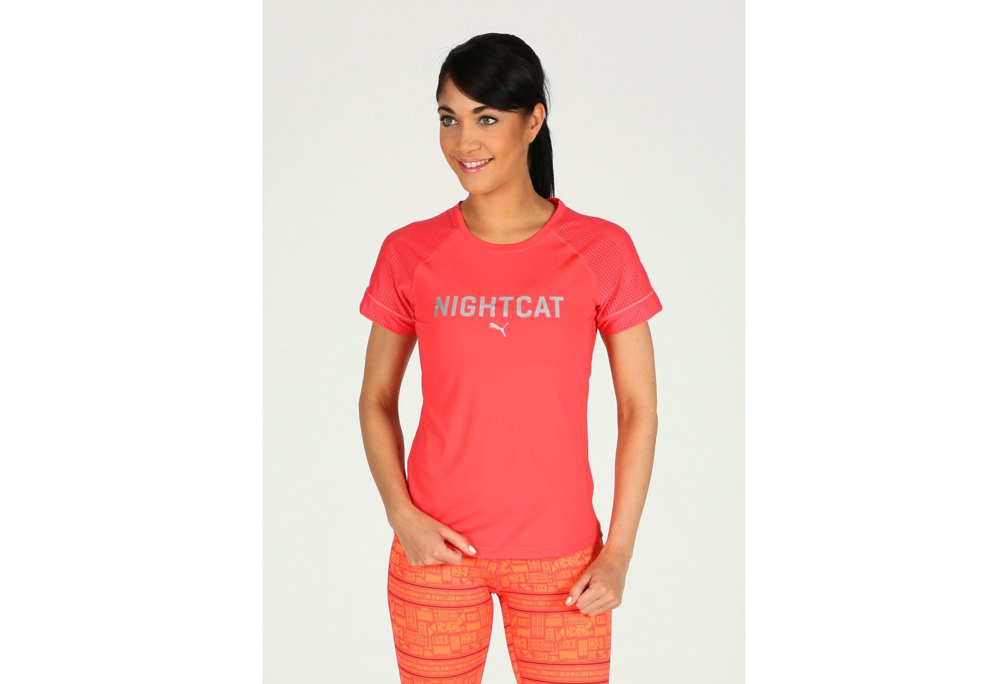 Puma NightCat W vêtement running femme