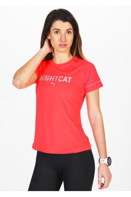 Puma Camiseta manga corta NightCat