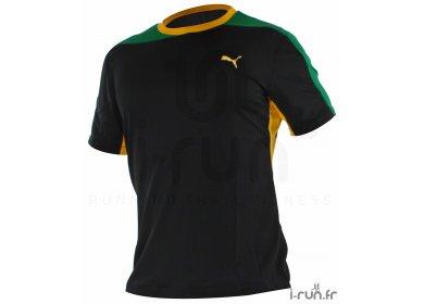 d88daec760 Puma Tee-shirt Faas Jamaïca M homme pas cher